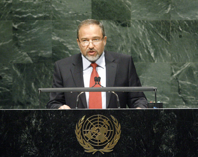 H.E. Mr.Avigdor Liberman