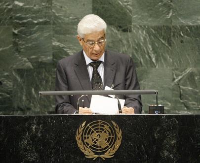S.E. M.Musa Abdussalam Kousa,