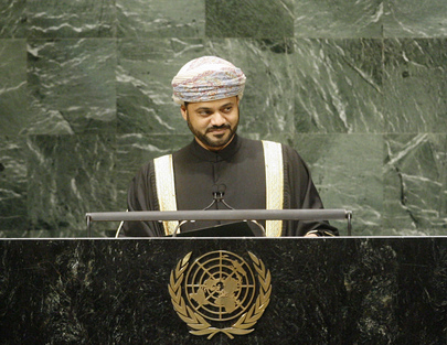 S.E. M.Sayyid Badr bin Hamad Al-Busaidi
