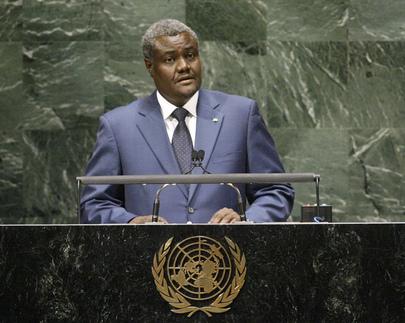 S.E. M.Moussa Faki Mahamat