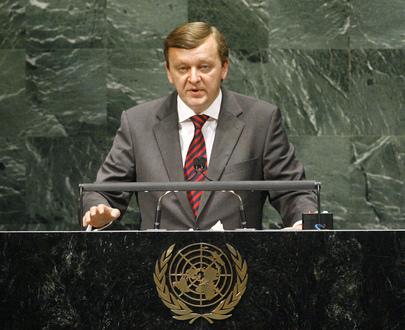 S.E. M.Sergei Aleinik