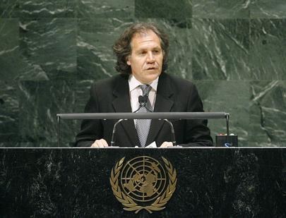 S.E. M.Luis Leonardo Almagro