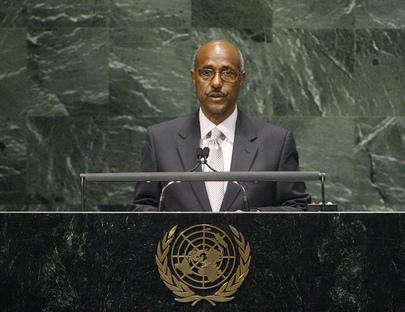 H.E. Mr. Seyoum Mesfin