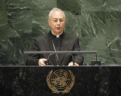 H.E. Mr.Archbishop Dominique Mamberti