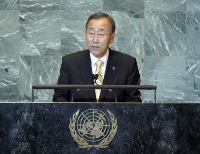 S.E. M.Ban Ki-moon