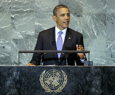 S.E. M.Barack Obama