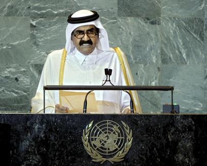S.M.Sheikh Hamad bin Khalifa Al-Thani