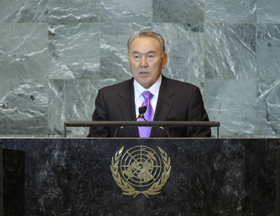 H.E. Mr.Nursultan Nazarbayev