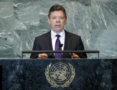 H.E. Mr.Juan Manuel Santos Calderón