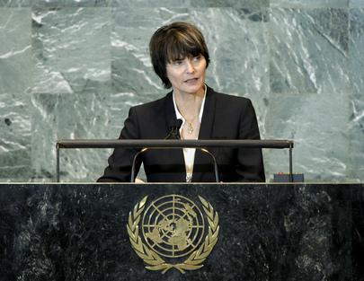 H.E. Mrs.Micheline Calmy-Rey
