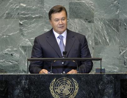 S.E. M.Viktor Yanukovych