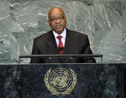 H.E. Mr.Jacob Zuma