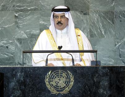 H.M. Mr.Hamad bin Issa Al Khalifa