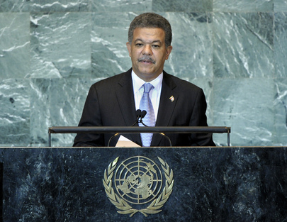 H.E. Mr.Leonel Fernández Reyna