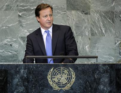 S.E. M.David Cameron