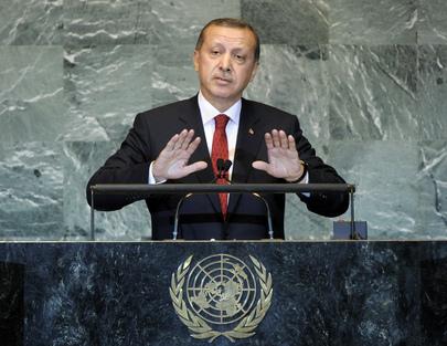 H.E. Mr.Recep Tayyip Erdoğan
