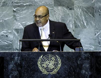 H.E. Mr.Desiré Delano Bouterse