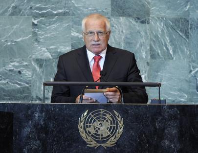 H.E. Mr.Václav Klaus