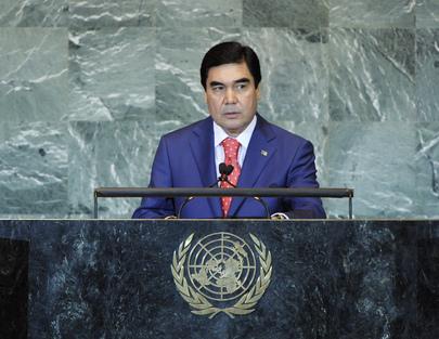 S.E. M.Gurbanguly Berdimuhamedov