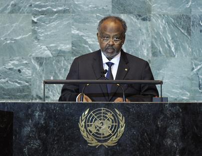 H.E. Mr.Ismaël Omar Guelleh