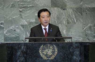 H.E. Mr.Yoshihiko Noda