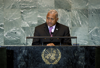 H.E. Mr.Josaia V. Bainimarama