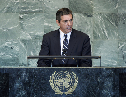 H.E. Mr.Stavros Lambrinidis