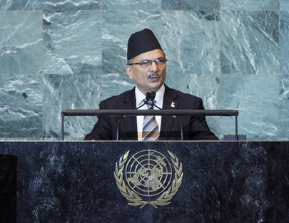 H.E. Mr.Baburam Bhattarai