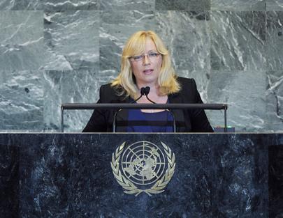 H.E. Mrs.Iveta Radičová