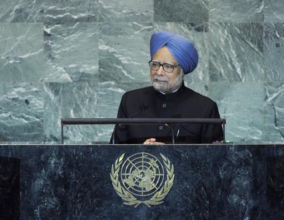 H.E. Mr.Manmohan Singh