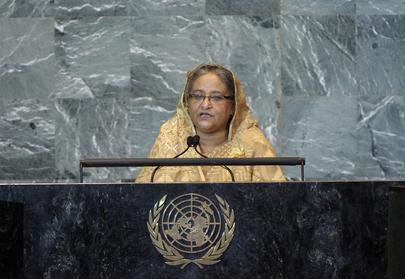 H.E. Mrs.Sheikh Hasina