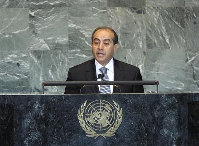 S.E. M.Mahmoud Jibril