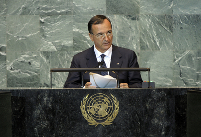 H.E. Mr.Franco Frattini