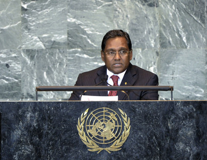 H.E. Mr.Mohamed Waheed