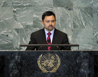 H.H.Prince Haji Al-Muhtadee Billah