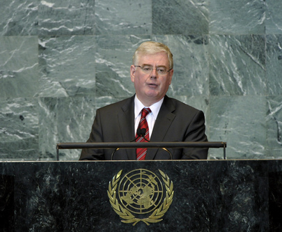H.E. Mr.Eamon Gilmore