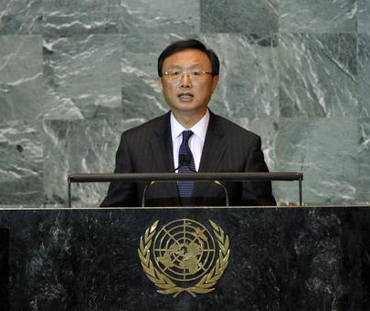 H.E. Mr.Yang Jiechi