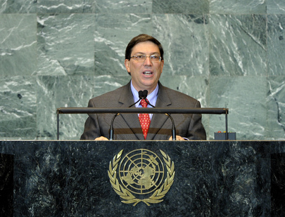 H.E. Mr.Bruno Rodríguez Parrilla