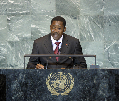 H.E. Mr.Nassirou Bako Arifari