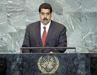 S.E. M.Nicolás Maduro Moros