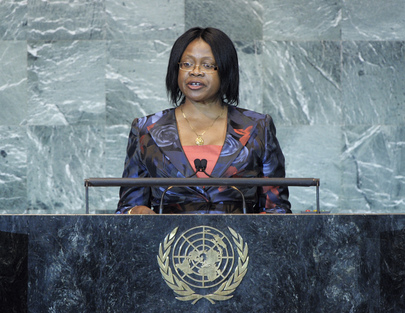 S.E. MmeLucy Mungoma