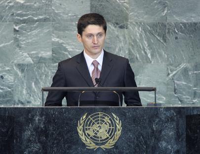 H.E. Mr.Alexandru Cujba