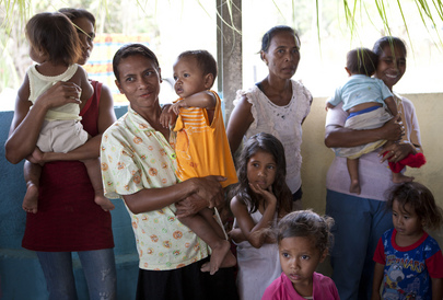 UN Women Inaugurates Community Centre in Timor-Leste