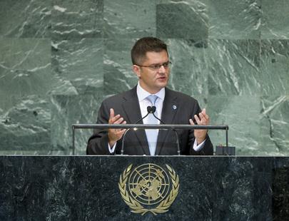 H.E. Mr.Vuk Jeremić