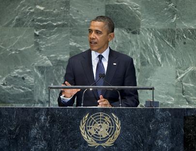 H.E. Mr.Barack Obama