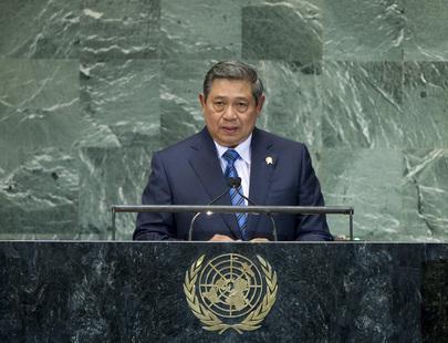 H.E. Mr.Susilo Bambang Yudhoyono