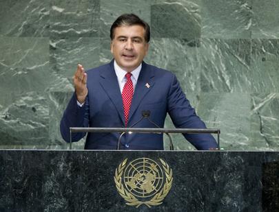 S.E. M.Mikheil Saakashvili
