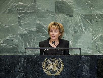 H.E. Mrs. Eveline Widmer-Schlumpf