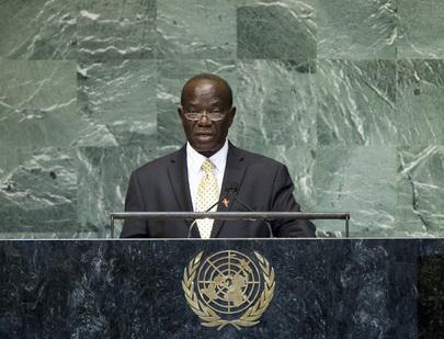 H.E. Mr.Edward Kiwanuka Ssekandi
