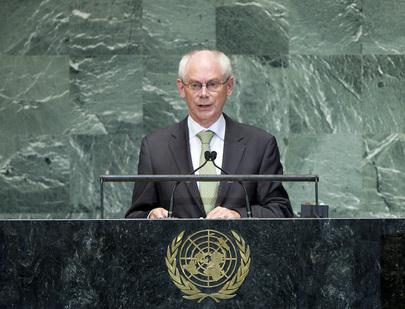 H.E. Mr.Herman Van Rompuy